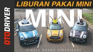 Video MINI Clubman vs Countryman vs Hatchback 2017 Indonesia   Single Brand Experience   OtoDriver MP3, 3GP, MP4, WEBM, AVI, FLV Oktober 2017