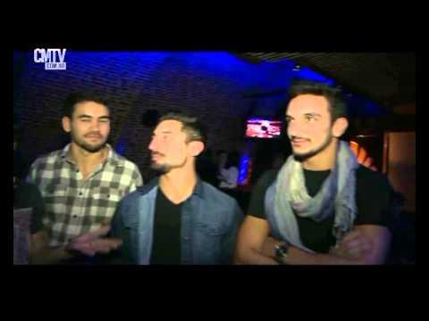 Agapornis video Entrevista Entrega de nominaciones - Carlos Gardel 2015