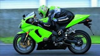 7. 2007 Kawasaki Ninja ZX6R Review and Specifications
