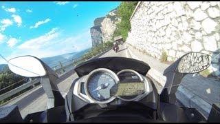 5. Impressionen Gardasee 2013 auf BMW C 650 GT