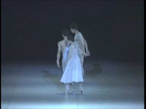 東京バレエ団「月に寄せる七つの俳句」(ジョン・ノイマイヤー振付)