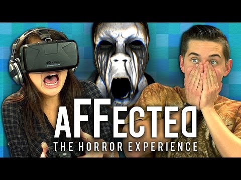 OCULUS RIFT – AFFECTED: THE MANOR (Teens React: Gaming)