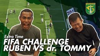 Download Video Extra Time | Ekspresi Sangar Ruben Saat Main PS | FIFA Challenge MP3 3GP MP4