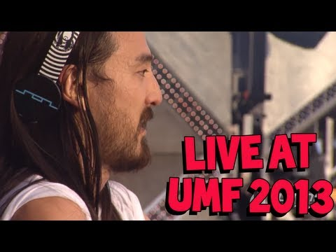 steveaoki - Steve Aoki's full Main Stage performance at the legendary 2013 Ultra Music Festival (Weekend 1) - March 17, 2013 in Miami. TRACKLIST: 1:08 STEVE AOKI, CHRIS LAKE, TUJAMO - BONELESS (UNRELEASED)...