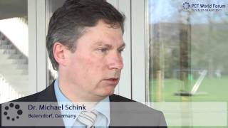 Biersdorf Germany  City pictures : Dr. Michael Schink, Beiersdorf, Germany at 5th PCF World Summit