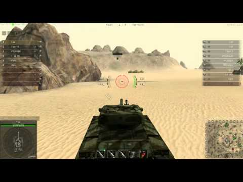 Ground War: Tanks. Обзор по обновлению 6.11.2013. Часть 2