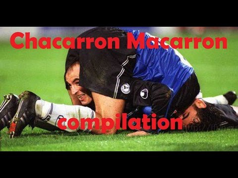 Football Chacarron Macarron compilation l FAIL l