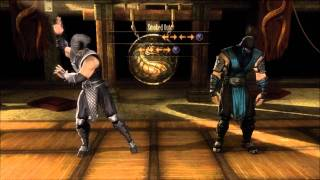 Nonton Starting Fatalities In Mortal Kombat  2011   1080p Hd   Ps3 Xbox 360  Film Subtitle Indonesia Streaming Movie Download