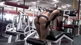 Larissa Reis - Hams and Glutes Workout.flv