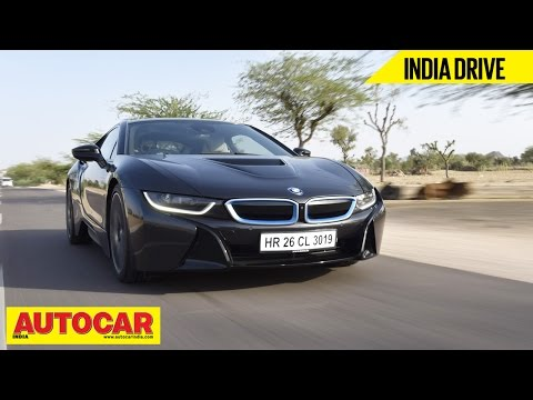BMW i8 | India Drive Video Review | Autocar India