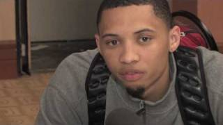 Darington Hobson Draft Combine Interview