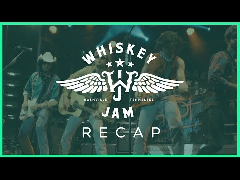 Whiskey Jam WME Takeover - 6-3-19 - Recap Video By Brian Vaughan