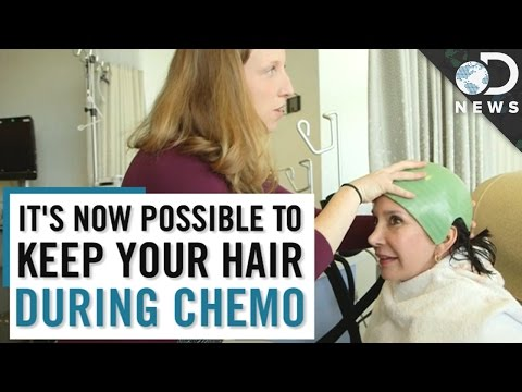 Device Allows Cancer Patients to Keep Their Hair
