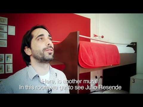 Video von Gallery Hostel Porto
