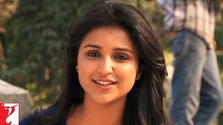 Parineeti singing Ishaqzaade's title track