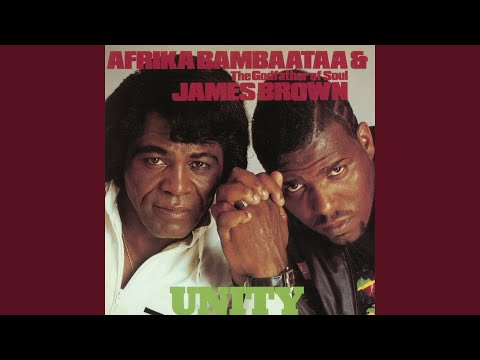 Afrika Bambaataa & James Brown* Godfather Of Soul James Brown, The - Unity