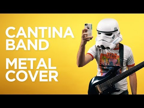"Richard Cheese  ""Star Wars Cantina"" Cover by Jonathan Young"