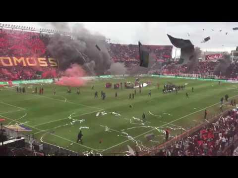 Recibimiento de Colón vs Unión (2017) - Los de Siempre - Colón - Argentina - América del Sur