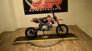 10. *NEW* 2017 SSR SR125 (Red) Used motorcycles for sale at Monster Powersport, Wauconda, IL