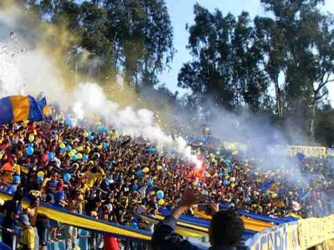 Salida LOS DEL CERRO, EVERTON vs caracas - Los del Cerro - Everton de Viña del Mar