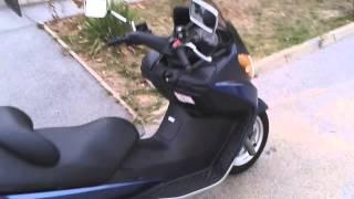 3. Suzuki burgman 400 2004