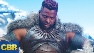 Video What Nobody Realized About The Other Tribes In Marvel's Black Panther MP3, 3GP, MP4, WEBM, AVI, FLV Januari 2019
