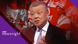Video Hong Kong: Mass protests turn violent but China says story is 'distorted' - BBC Newsnight MP3, 3GP, MP4, WEBM, AVI, FLV Juni 2019