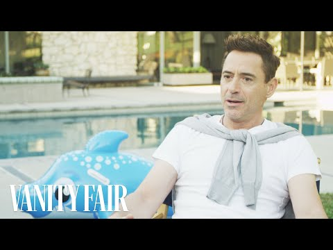 Celebrity Fitness | Robert Downey Jr. Interview on Marvel, Fitness, Food, and More