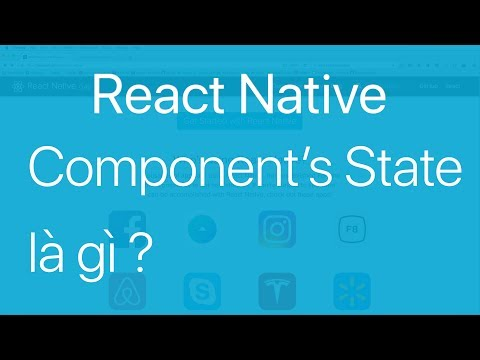 05-Sử dụng state trong React Native Component