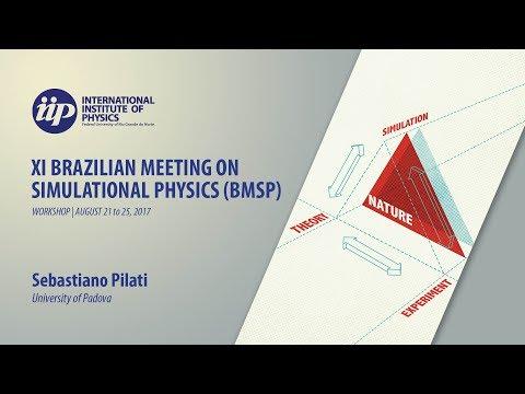 Projective Quantum Monte Carlo Simulations of Ultracold Fermi Gases - Sebastiano Pilati