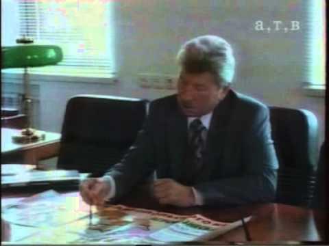 Встреча директора группы компаний «АГРИКО» В.Бовина и Губернатора Ставропольского края В.Гаевского
