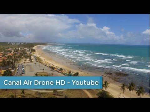 Drone Praia do Paiva - Cabo de Santo Agostinho - PE