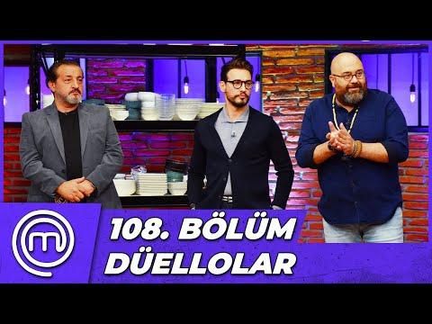 MasterChef Türkiye 108. Bölüm Özeti | HAFTANIN İLK DOKUNULMAZLIK OYUNU