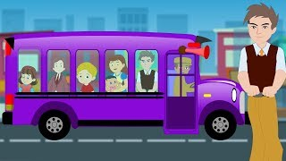 Our channel is back with more preschool activities set to the tunes of your favorite nursery rhymes, children songs, baby rhymes and kids songs; hand-picked to teach you lovely preschoolers your alphabets, shapes, numbers and other kindergarten lessons.Hey kids! Have you little toddlers met your friend the wheels on the bus? Well kids the wheels on the bus is here to take all you little toddlers out on a very fun adventure all through the town! Simply watch the video above little toddlers and have fun with your friend the wheels on the bus kids!KIDS FIRST - Kids Videos & Nursery Rhymes  Free App Download: http://m.onelink.me/1e8f6c16VISIT OUR OFFICIAL WEBSITE : https://www.uspstudios.co/WATCH KIDS TV VIDEOS ON OUR WEBSITE :https://www.uspstudios.co/creation/ch...============================================Music and Lyrics: Copyright USP Studios™Video: Copyright USP Studios™============================================