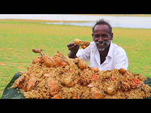 DELICIOUS CHICKEN BIRYANI | VILLAGE STYLE DUM BIRYANI RECIPE | Prepare by Karuppasami -KGF |
