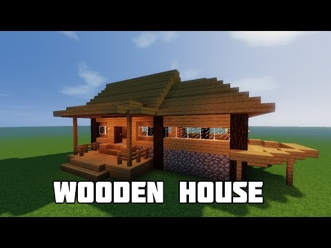 Modded mc starter house forge 1 8 9 minecraft project for Small starter homes