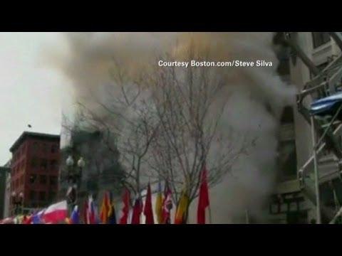 Boston Marathon Explosion and Aftermath
