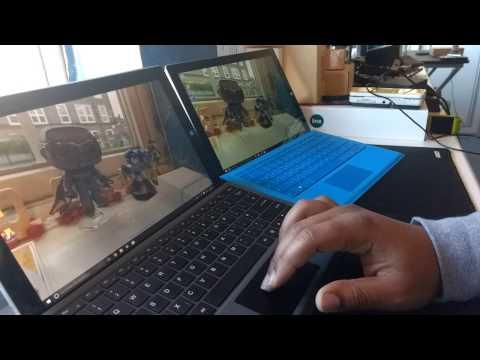 Microsoft Surface Pro 3 vs Linx 12v64 Windows 10 2in1 Tablet/Laptop!