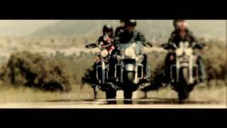4. The Triumph Rocket III Touring
