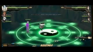 Naruto Online OasGames || Guerra De Guild Konoha™ Parte 1