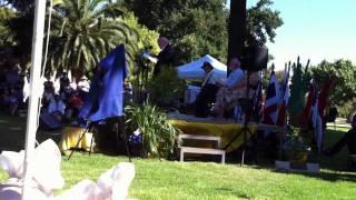 Eaglehawk Australia  city photo : Father Bob Maguire - Eaglehawk Australia Day 2012 (Part 1)
