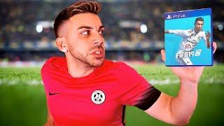 VOY A JUGAR A FIFA 19 !!!