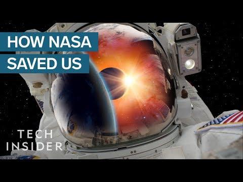 NASA Actually Helped Save The World —Heres How_Legjobb videók: Űrhajó