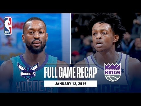 Video: Full Game Recap: Hornets vs Kings | Balanced Attack Leads SAC