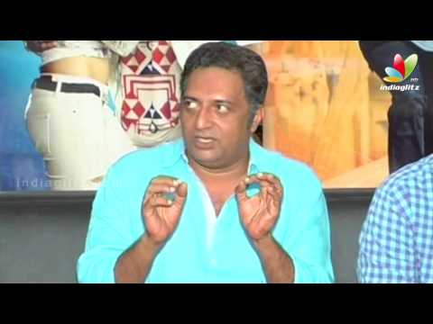 Prakashraj Press Meet about Alludu seenu