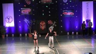 Vanessa Gottschall & Christian Lehr - Via Claudia Cup 2013