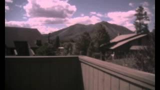 Time-Lapse of Mount Elden in Flagstaff, AZ - 5/19/2015