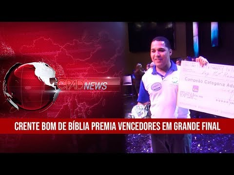 Boletim Semanal de Notícias CPAD News