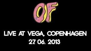 Odd Future - Copenhagen, Denmark - Store Vega Live 2013
