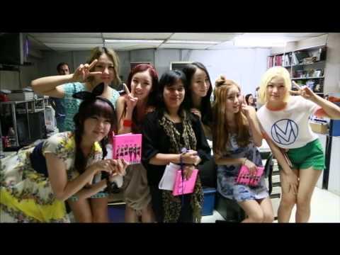 타히티 - 필리핀 마닐라 공연 ( Dream Kpop fantasy concert )